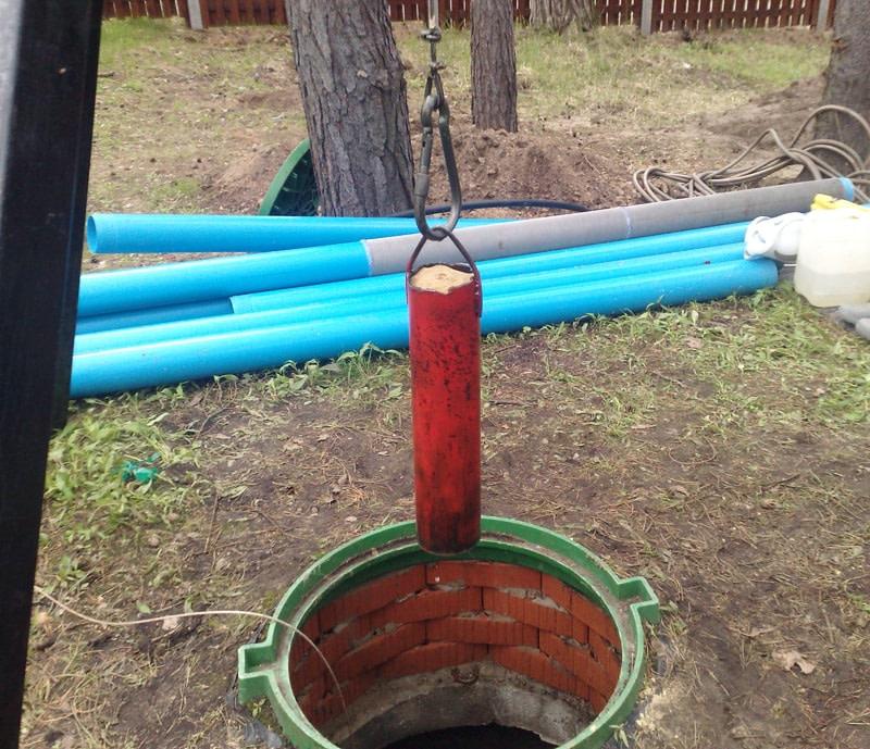 Ремонт скважин в Москве