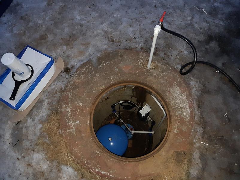 Монтаж системы водоснабжения фото